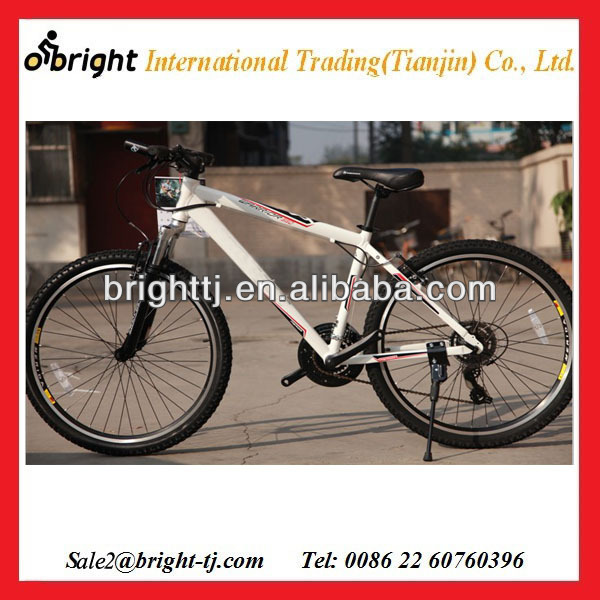 "26"" mountain bike cheap price with bag tools from China"