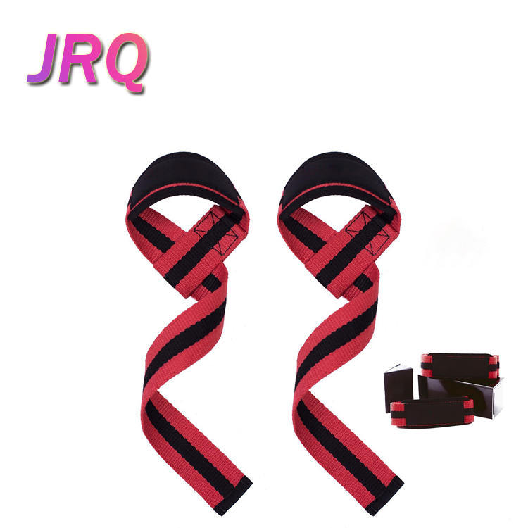 <strong>Weight</strong> Lifting Wrist Wraps Support Fitness Training Gym Exercise Bandage Straps