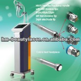 Newest !! rf fractional microneedle/rf cellulite reduction equipment/rf skin rejuvenation derma machine(MNF100)