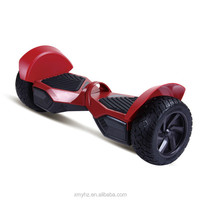 World Top Sell 2 wheel smart self balancing scooter hoverboard 8 inch
