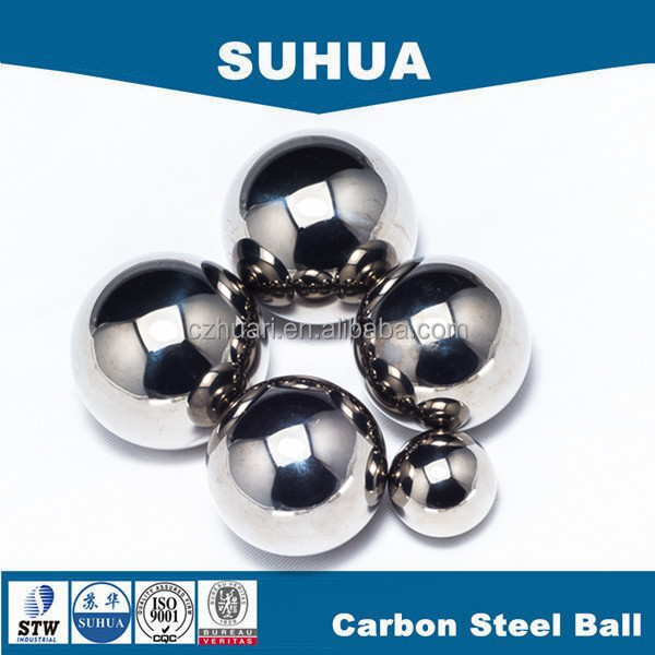 manufacture 5mm carbon steel ball for machinery industrial