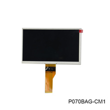 "Innolux P070bag-cm1 lcd 7"" 1024x600 lvds fpc 500cd lcd display panels"