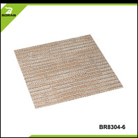 Anti-slip wear resistance vinyl flooring tile and sheet