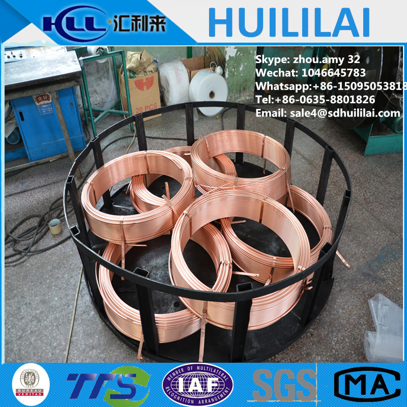 CuNi 90/10 C70600 CuNi 70/30 C71500 Copper Nickel Pipe