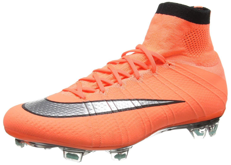89b5d5eae10 Get Quotations · Nike Men s Mercurial Superfly FG Soccer Shoes