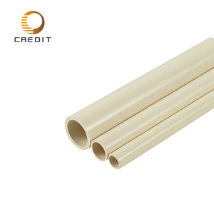 China CPVC Raw Materials SCH40 CPVC Pipe