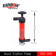 RBZ-009 Oil Extractor Hand Pumps Siphon Water Pump Liquid Transfer Pump Intake&Discharge