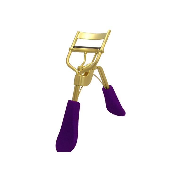 OEM/ODM Deluxe groothandel Wimperkruller Bling Wimperkruller Rose Gold