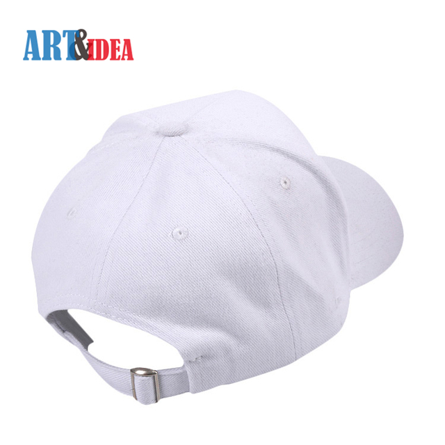 b0aebafaa057c Hot sell brushed cotton fabricletters embroidered 5 panel white baseball cap