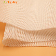Double spacer air mesh 3d white mesh cooling breathable fabric