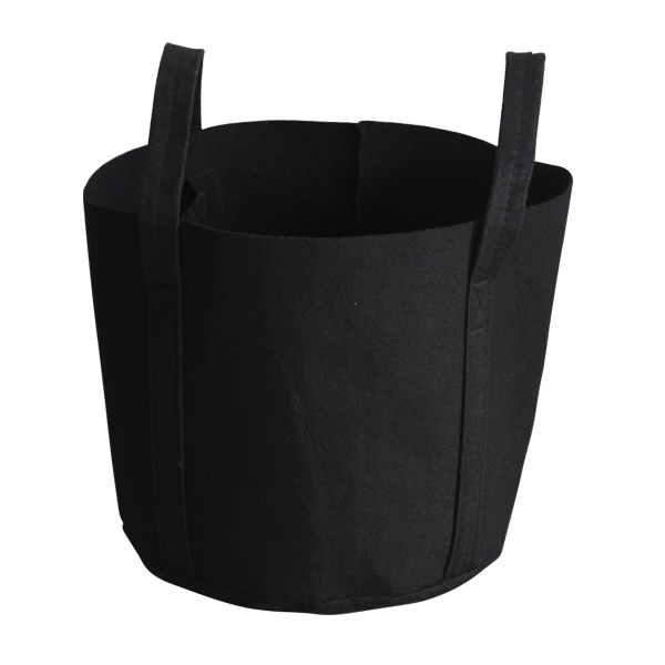 Hydroponics Non-woven Fabric Indoor Plant Grow Pot