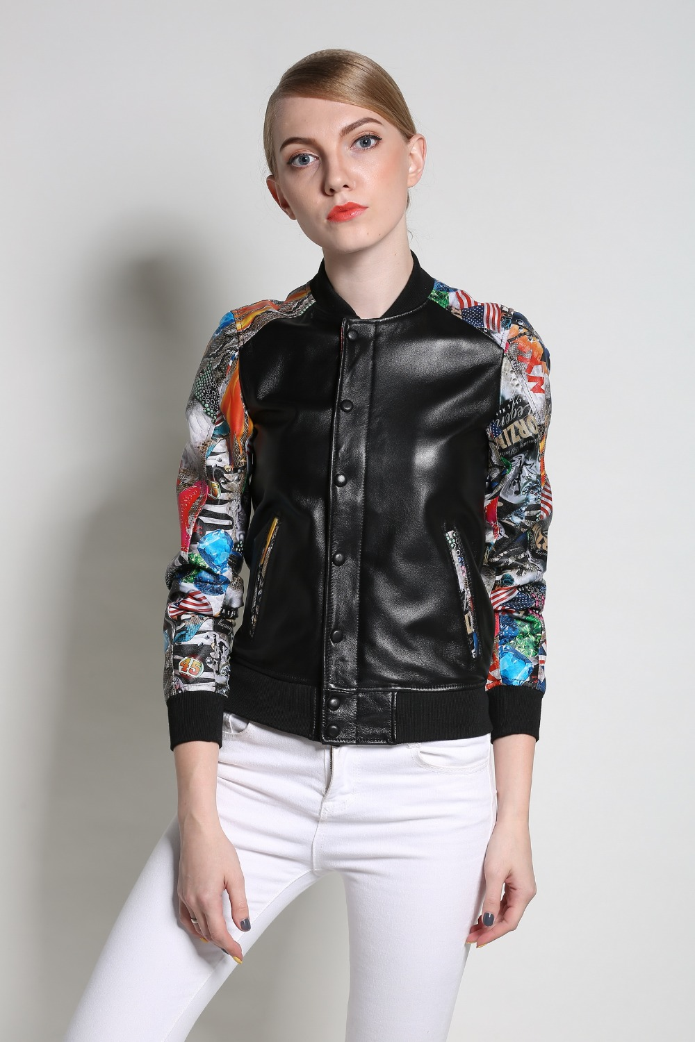 Leather jackets winter 2016