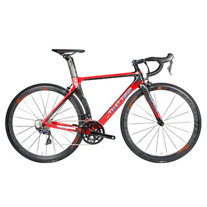 2019 New Ultegra R 8000 Groupsets Complete Carbon Fiber Road Bike Bicycle for Sale