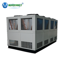 Package Hot Sale Water Chiller 100Tr 330Kw Plastics Industry Cooling Use Air Cooled Water Chiller