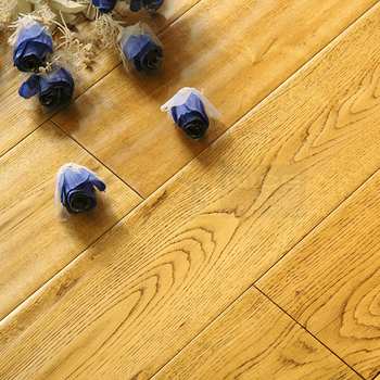 Best hardwood solid wood floor scratch resistant