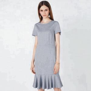 0c7b41b12398 Grey Dress