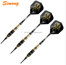 Hot Sale Professional Soft Darts for Electronic Dartboard