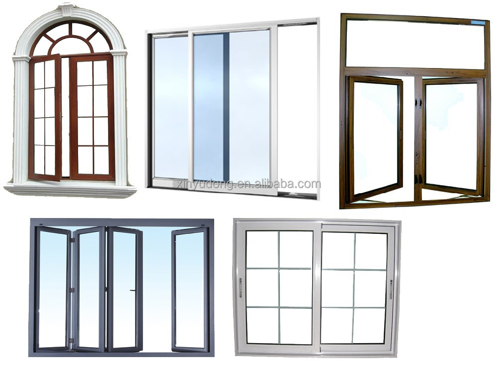 French Type Aluminum Window For Home Usage Buy Aluminum Windows
