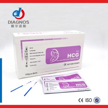 Very valuable hcg urine strip test one step can