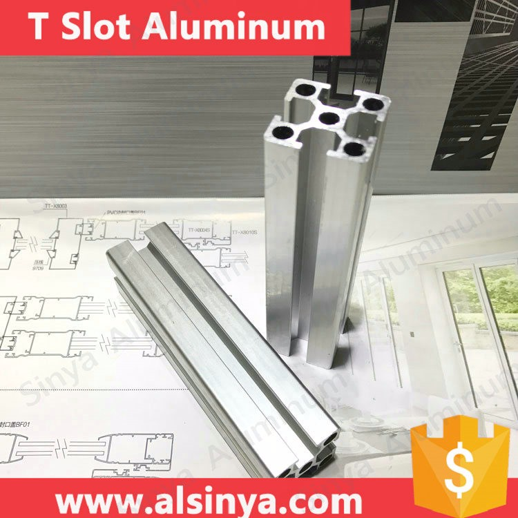 High Quality Customized Extruded <strong>Aluminum</strong> for Workstations