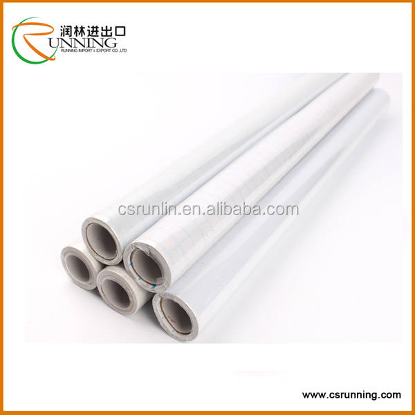 Book Covering Roll : Pvc self adhesive vinyl film plastic roll for book cover