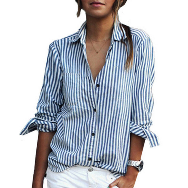 Shop for striped shirt womens at travabjmsh.ga Free Shipping. Free Returns. All the time.