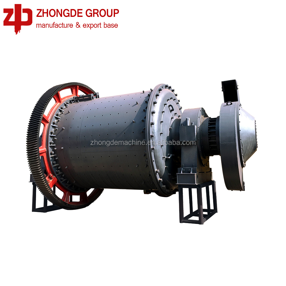 ZHONGDE large mining mill 2.4*10m Cement Clinker Mill hot sale to Mongolia, Malaysia,Africa