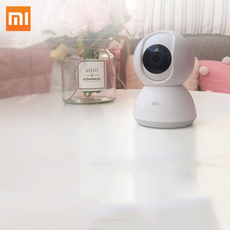 Xiaomi Home 1080p Indoor 360 Degree Wifi Wireless CCTV HD IP Security <strong>Camera</strong> With Directional Intercom