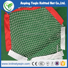100% virgin HDPE Football Tennis Net YEQIN Factory Sell Plastic Net Professional