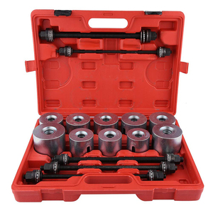 Press And Pull Sleeve Kit Bearing Seal Bush Removal Insertion Sleeve Tool Set