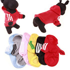 cartoon pet clothes for dogs , cotton pet dog clothing
