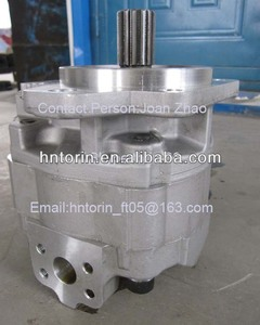 LW250,D155AX-3 Dozer Transmission Pump,Industrial Gear Pump 705-11-38530,07440-72203,07446-66104
