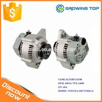 China Manufacturer OEM 100211-7570 / 14668 Alternators and Starters for toyota