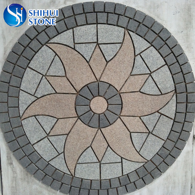 Good Quality Stone Paving Project