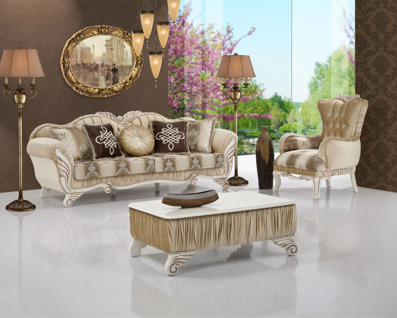 New Design Avangarde Furniture Sofa Set