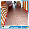 Fashion design wood grain vinyl floor, pvc flooring , pvc sponge flooring