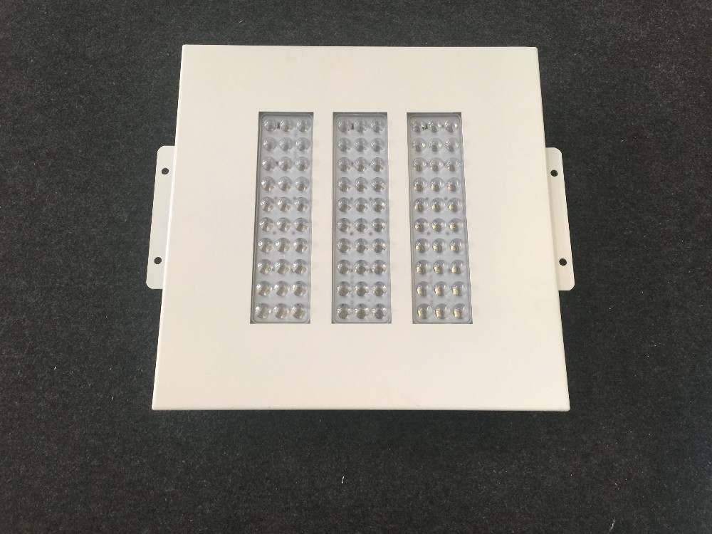 led gas station canopy light 150w