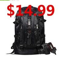 Best Selling unisex backpacks 2014 men's hiking backpacks women's traveling daily backpack Outdoor Military Tactical Backpack