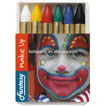 High Quality Waterproof Face Paint Professional Face Paint Clown