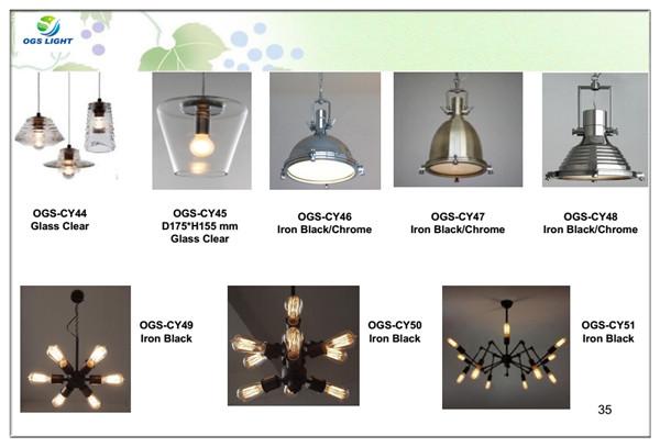 Vintage Wooden Floor Standing Lamps Tripod Floor Lamp