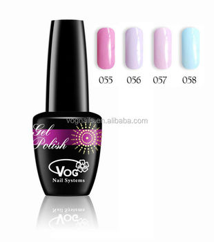 NEWEST VOG UV Gel Gel Nail Polish with free Samples