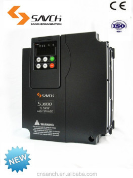 SANCHCE certificated 3 phase elevator parts frequency inverter for door control Similar to FUJI FVR-LIFT series