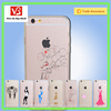 light weight transparent tpu material phone case cover