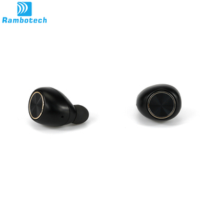 TWS60 Gold supplier Wireless Headphones Mini stereo Twins TWS bluetooth headset