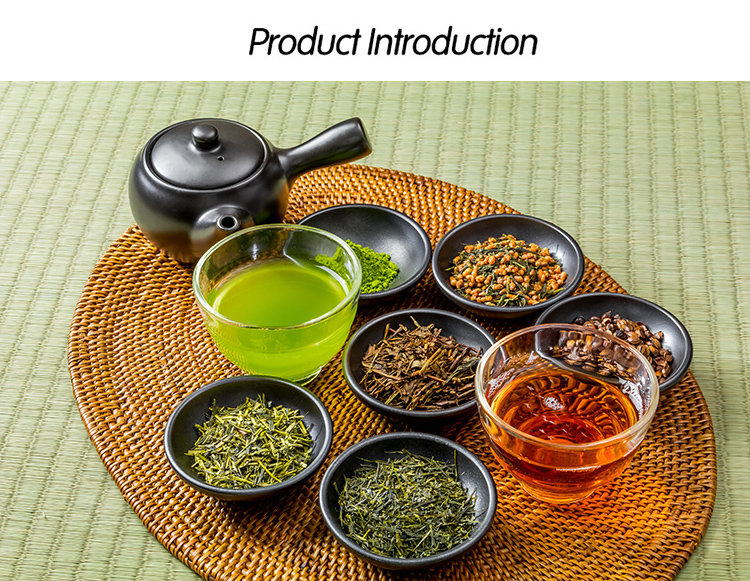 Wholesale natural green tea japan prevents tooth decay