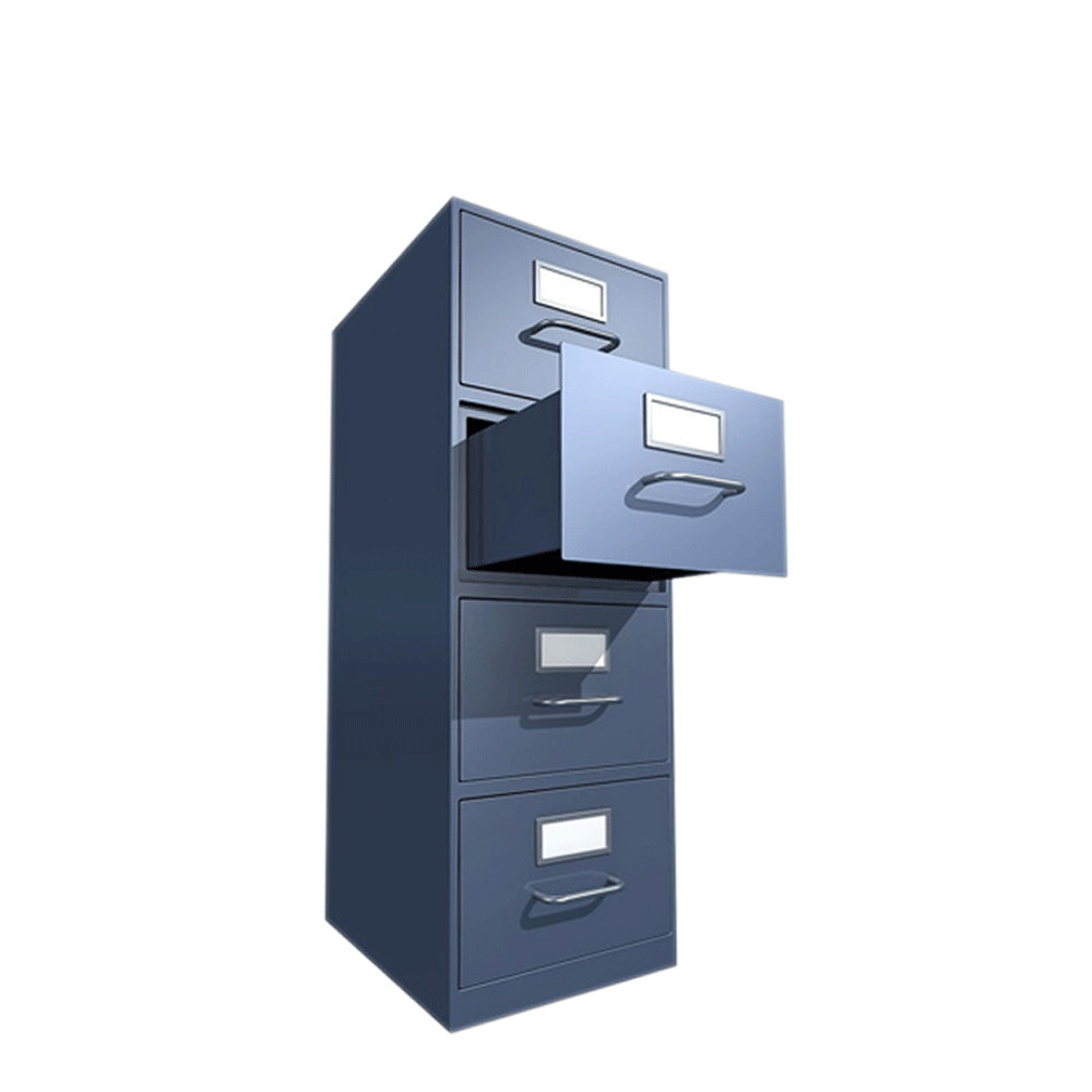 Solid Cheap Furniture Godrej 4 Drawer Steel Filing Cabinet With Low Price