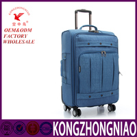 Strong luggage bag case big lot luggage bag colorful travel luggag FOR 2016 with four wheels