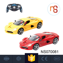 High speed toy model car 4 channel racing remote control 1:12 rc car for sale