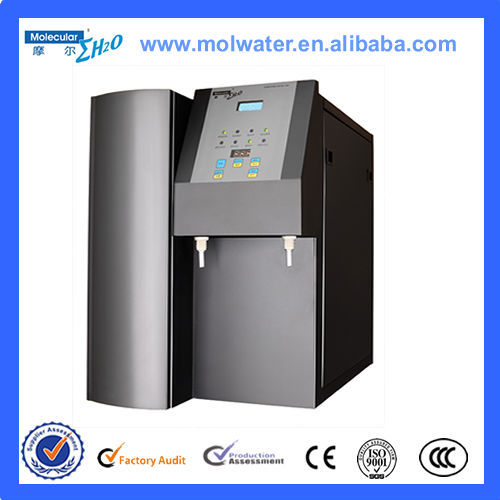 10L/H r o water purifier lab ultrapure water system