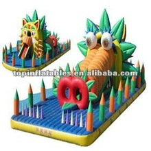 inflatable mini aminal park fun cities